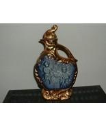 COBALT BLUE CUPID DECANTER - $15.00