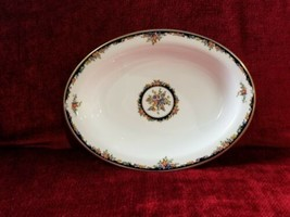 "Wedgwood Osborne R4699 Oval Serving Bowl 10"" Free Shipping - $59.39"