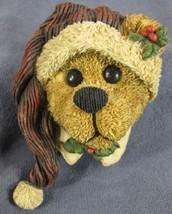 Boyds Bears & Friends Edmund Deck The Halls 65428 Christmas Figurine Retired - $17.95