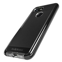 Tech21 - Evo Check Case for Google Pixel 3 XL Smokey Black Phone Case NEW