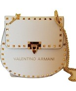 VALENTINO ARMANI Italian Fashion Designer. Luxury Brand. Shoulder Cross... - $376.31