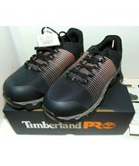 TIMBERLAND PRO WOMEN'S POWERTRAIN SPORT SD+ ALLOY SAFETY TOE SHOES New I... - $39.99