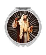 Jesus Light of the World : Gift Compact Mirror Catholic Religious - £9.44 GBP
