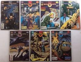 Star Trek BABYLON 5 # 1 2 3 4 5 6 8 1995 DC Comic Books TV VF+ Netzer Leigh NICE - $48.25