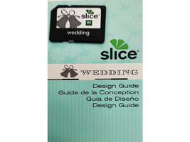 Slice Wedding Design Card and Design Guide, Cards & Scrapbooking image 1