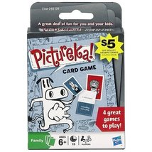 Hasbro Games Pictureka Card Game with Bonus Offer - $39.55
