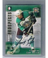 2004-05 In The Game Heroes and Prospects Autographs #CP Cory Pecker NM-M... - $22.72