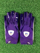 Team Issued Baltimore Ravens Under Armour F1 2xl Football Gloves - $17.99