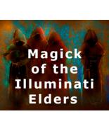Magick Of The Illiminati Elders 3rd Eye Love Wealth Betweenallworlds Spell - $155.23