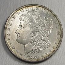 1880-O TOP 100  Morgan Dollar VAM 48 AU Details Coin AF715 - $69.60