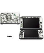 Skin Decal Wrap for Nintendo 3DS XL Gaming Handheld Sticker 12-15 BALLIN - $13.81