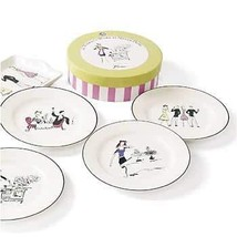 A Women'S Work Is Never Done Set Of 4 Salad/Dessert Plates - $45.99