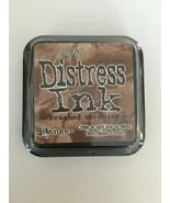 Tim Holtz Distress Ink Brushed Corduroy Ranger Acid Free Non Toxic Stamping - $4.00