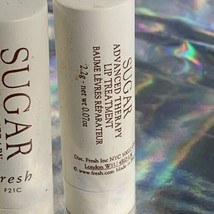 NEW 3x Fresh Sugar Lip Treatment Untinted SPF 15 Feels Soooo Good image 2