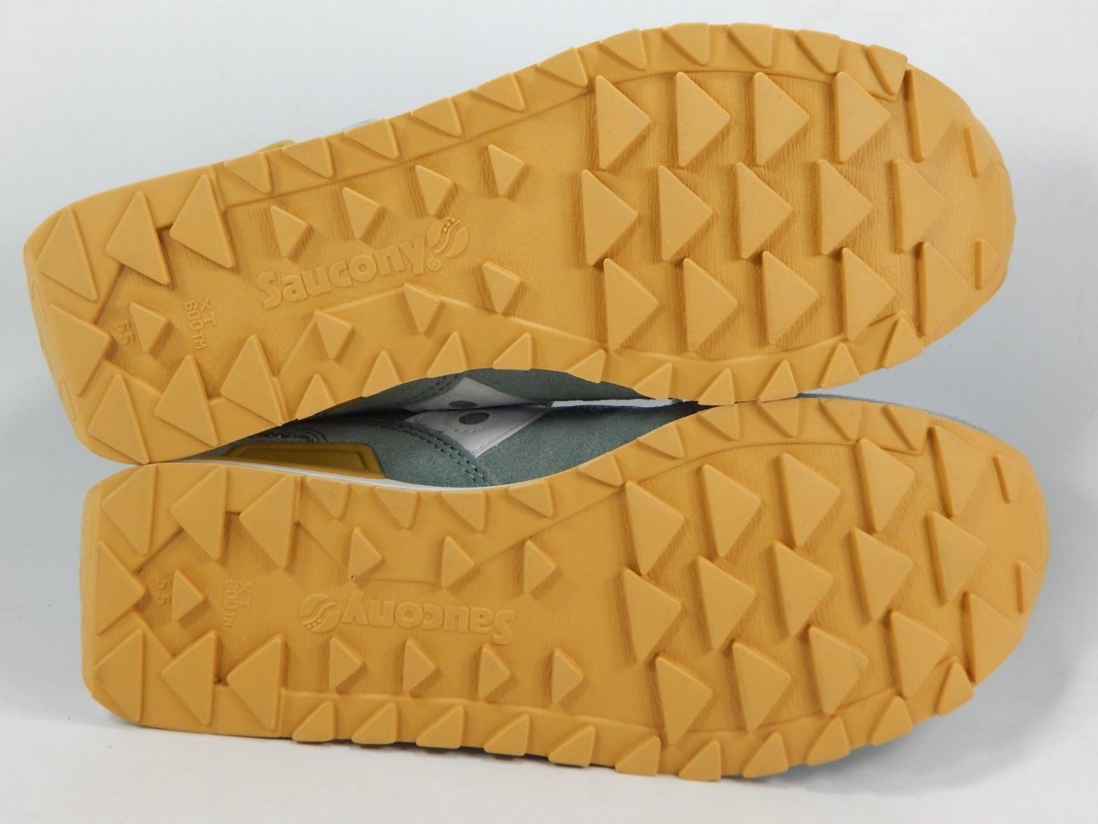 Saucony Shadow Original S1108-692 Women's Running Shoes Size 7 M (B) EU 38 Green