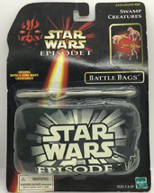 Star Wars Episode 1 Battle Bags Swamp Creatures 1998 - $9.49