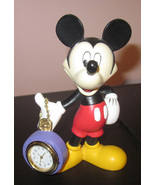 Vintage Mickey Mouse Collectible Timepiece - $69.00
