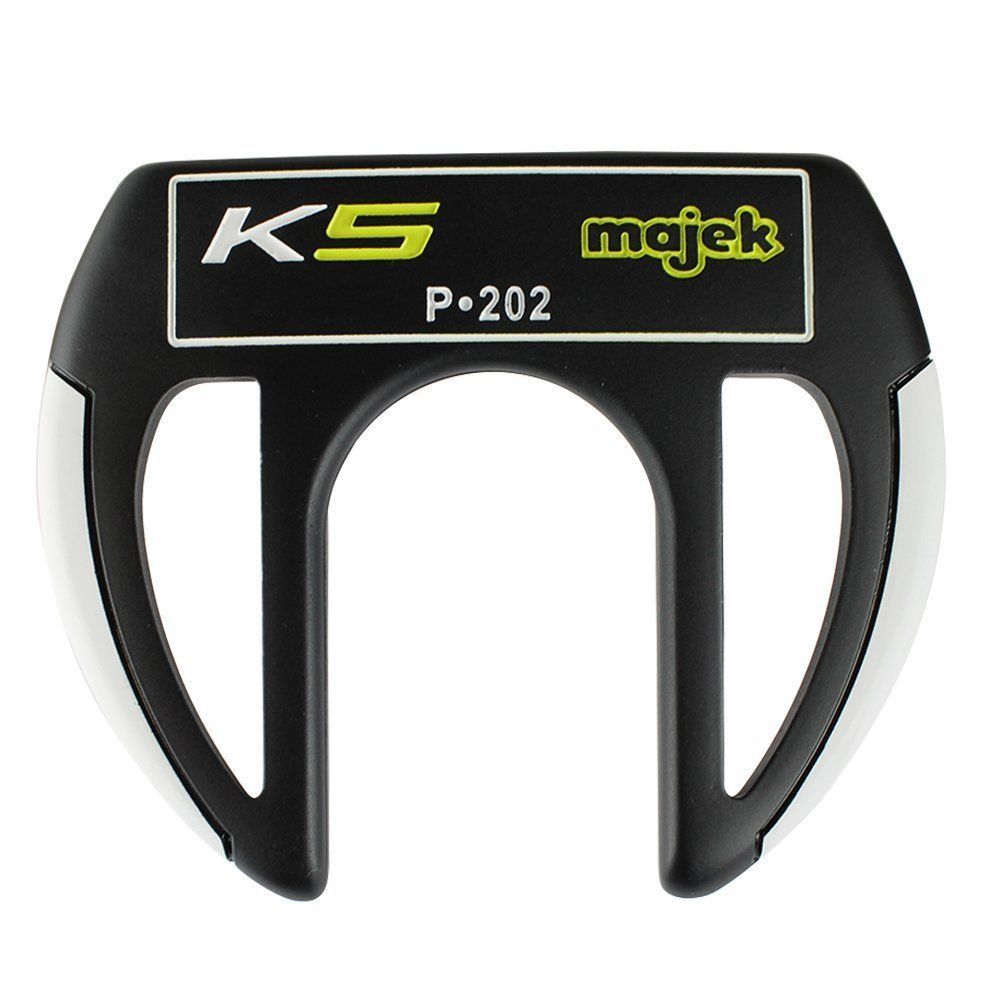 Majek K5 P-202 Golf Putter (RH) Sabertooth Claw Style 35 Inches Senior Men's