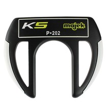 Majek K5 P-202 Golf Putter (RH) Sabertooth Claw Style 35 Inches Senior M... - $48.41