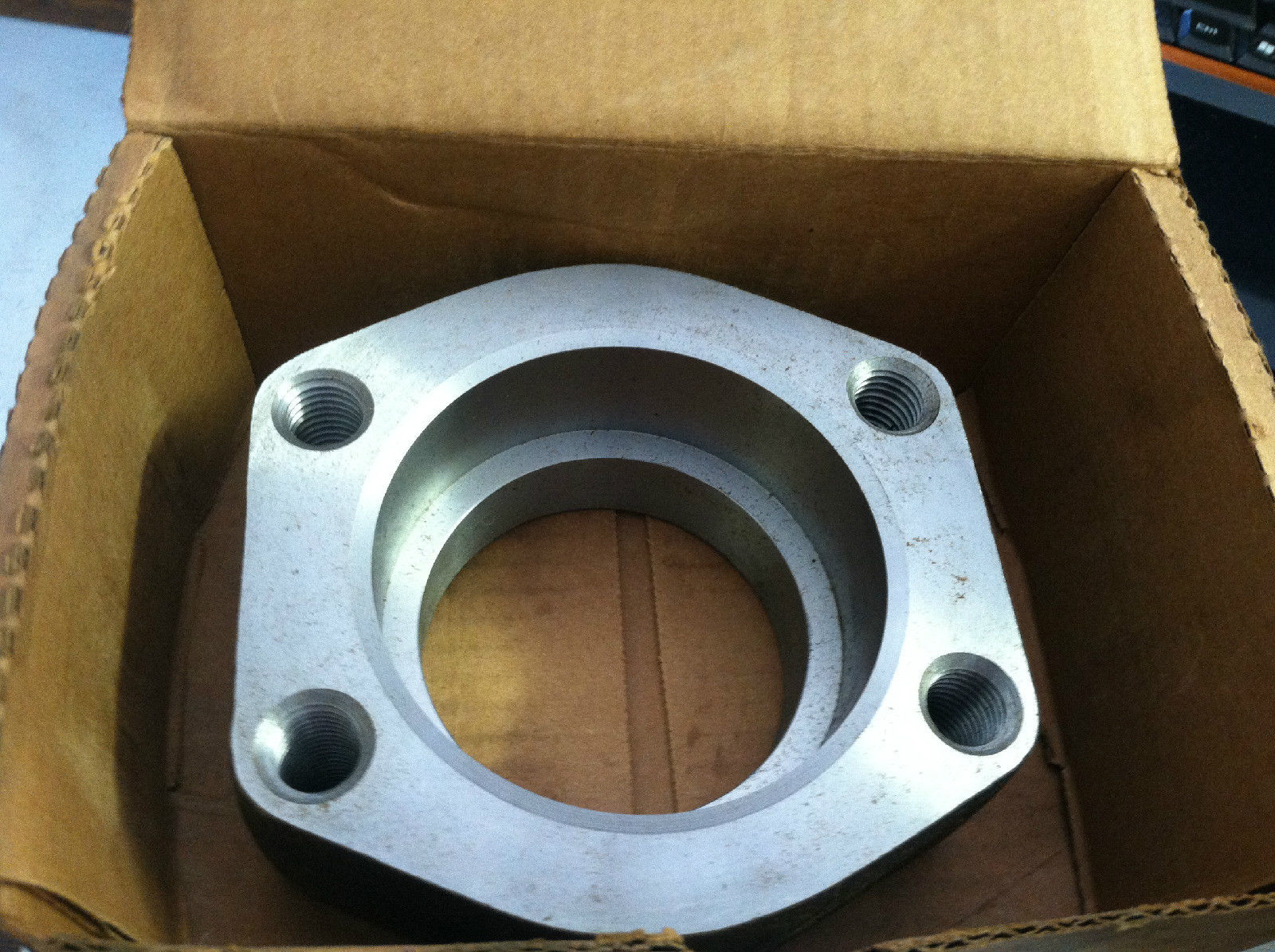 Primary image for LIC-48-48W-30, LHA, 4 Bolt Weld Flange