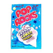 POP ROCKS COTTON CANDY, PACK OF 6 POP ROCKS - $13.78