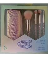 More Than Magic Polar & Polished Pink Brush Gift Set 5 Piece - $9.90