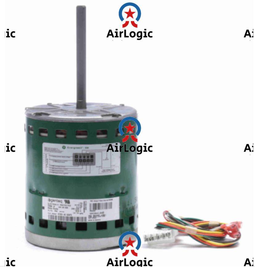 Genteq Evergreen 6207E Replacement 3/4 HP 230 Volt X-13 Furnace Blower Motor - $263.15