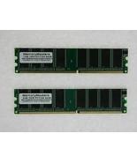 2gb (2x1gb) Memoria per Gateway E-2100 Thrasher Vespe - $22.54