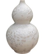 Vase Gourd Colors May Vary Varying Shell Crystal New - $329.00