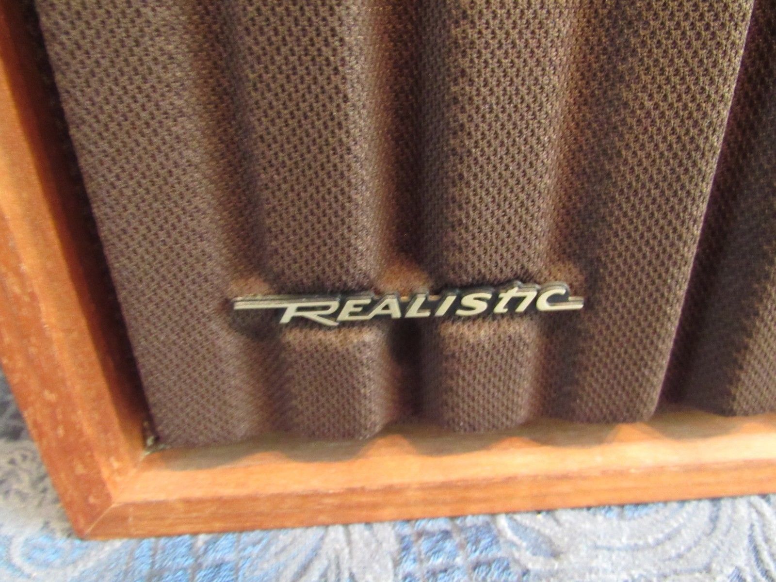 Realistic  Bookshelf Speaker 40- 1984 MC-1200 Working Replacement