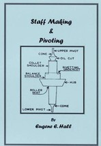 Staff Making & Pivoting - How to CD - Book - - $5.99
