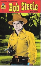 Bob Steele Western Movie Star Comic Book #1 AC Comics 1990 VERY FINE- - $2.50