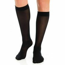 Berkshire Trend Womens Opaque Knee High Trouser Socks Style 6423 Size 9-... - $1.99