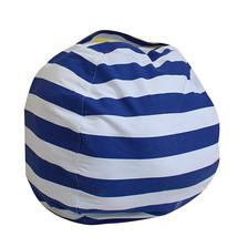 Stuffable Animal Toys Storage Bean Bag Stuffed Children Plush Toy Organi... - $34.36 CAD