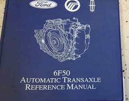 2009 2010 2011 2012 Ford Elastico Cambio 6F50 Servizio Negozio Repair Ma... - $128.65
