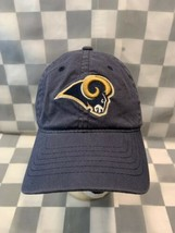 Los Angeles Rams Football NFL Reebok Osfa Aderente Adulto Cappello - $12.14