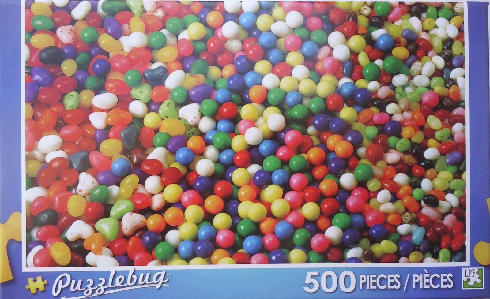 Liberty... 500 PIECE JIGSAW PUZZLES Puzzle: SELECT: Cheesecakes Village Fruit