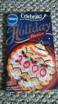 PILLSBURY Cookbook Booklet Classic Cookbooks Celebrate Holiday Parties ... - $4.90