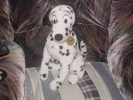 "15"" Disney Pongo Dad Plush Dog From 101 Dalmations Nice - $59.39"