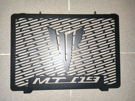 Stainless steel radiator grill cover protection for Yamaha MT09 Tracer 2... - $74.25