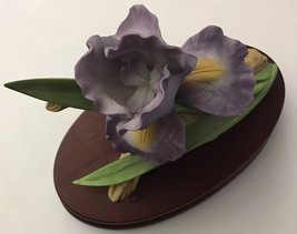 SAN FRANCISCO MUSIC BOX COMPANY Andrea Sadek,Orchid Romance Swiss Made B... - $49.49