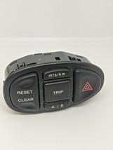 Trip Info Hazard Indicator Switch Fits 00 Jaguar S Type OEM -G2 - $19.79