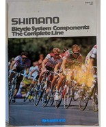 SHIMANO Bicycle System Components Catalog Complete Good Condition 1988 - $33.66