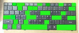 ACER Aspire One ZA3 KEYBOARD'S INDIVIDUAL KEY (1 key only) AEZA3R00110