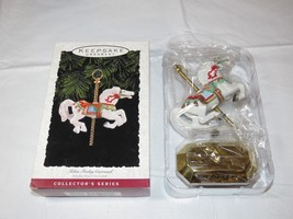HALLMARK Keepsake Ornament 1993 Tobin Fraley Carousel Collectors Series - $17.81