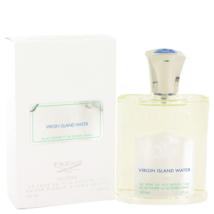 Creed Virgin Island Water Cologne 4.0 Oz Millesime Eau De Parfum Spray image 1