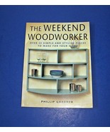 """Woodworking Book:  """"The Weekend Woodworker' W 25 Simple Projects'  - $11.87"""