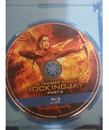 The Hunger Games: Mockingjay Part 2 [Blu-ray] DISC ONLY - $0.00