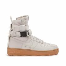 Womens Nike SF AF1 Special Field Air Force 1 Light Bone 857872 004 Sneaker - $89.95
