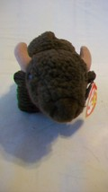Roam the Buffalo Ty Beanie Baby DOB September 27, 1998 - $6.92